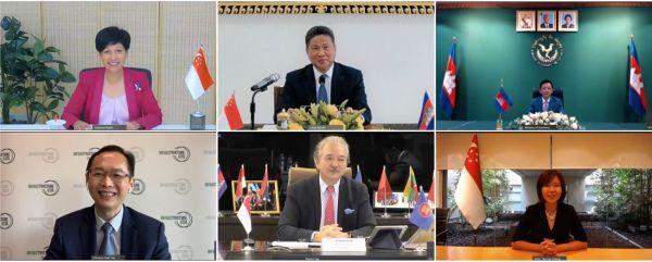 YCH 与柬埔寨签署框架协议以发展金边物流中心