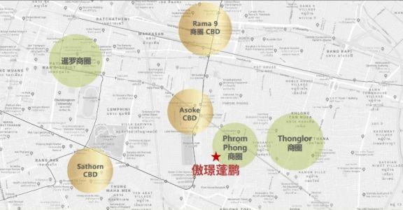傲璟蓬鹏 Park Origin Phrom Phong