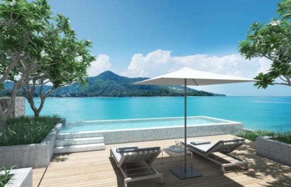 投资者将兴趣转向泰国的度假地产