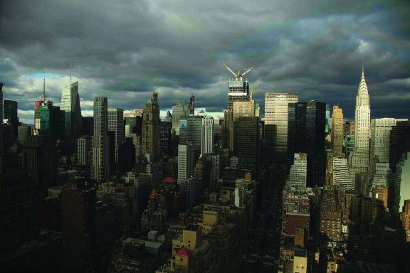 曼哈顿写字楼市场迎来新千年最慢的一年