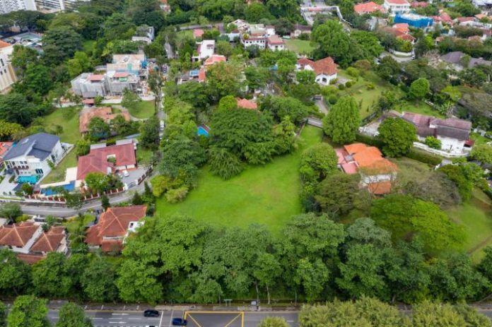 新加坡:Holland Rise GCB 地块待售,参考价格 6800 万新元