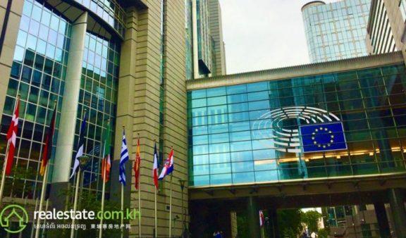 欧盟部分退出 EBA 可能会影响柬埔寨房地产市场