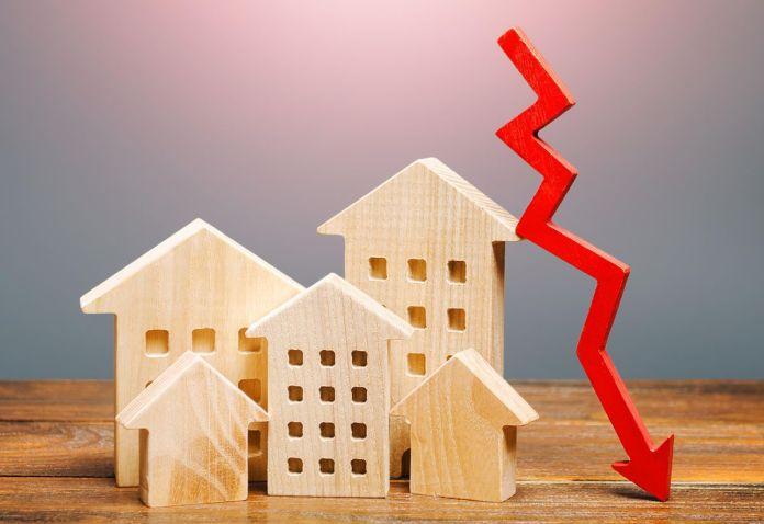 美国抵押贷款利率在几周的上升后再次下滑