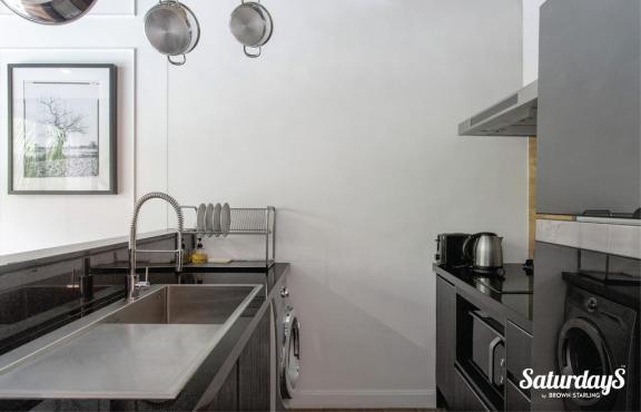 布朗椋鸟周六公寓 -Saturdays Residence