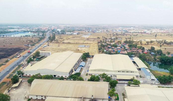 房地产专家鼓励投资者在柬埔寨进行仓库投资