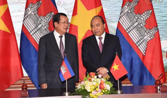 越南在柬埔寨投资 950 万美元