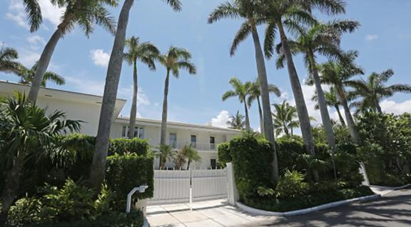 杰弗里·爱泼斯坦的棕榈滩豪宅将被拆除