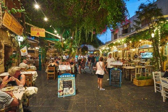 南爱琴海:希腊租金回报率最高的地方