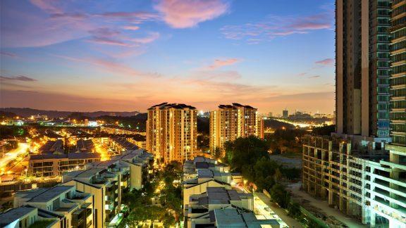 吉隆坡和雪兰莪州的土地价格上涨了多少?对经济适用房产生了什么影响?