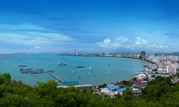 南点公寓-South Point Pattaya