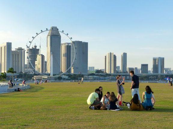 2020 年新加坡私人住宅价格环比上涨 2.2%