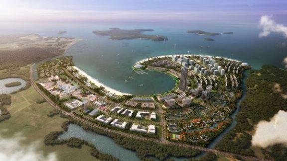 """盛裕集团在柬埔寨投资 160 亿美元的""""雷姆城""""总体规划获得批准"""