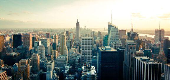 纽约的豪华房地产 2021 年可能会降价