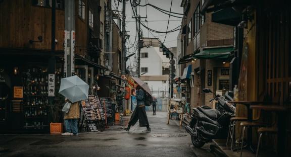 东京中央区人口达到 66 年来的最高点