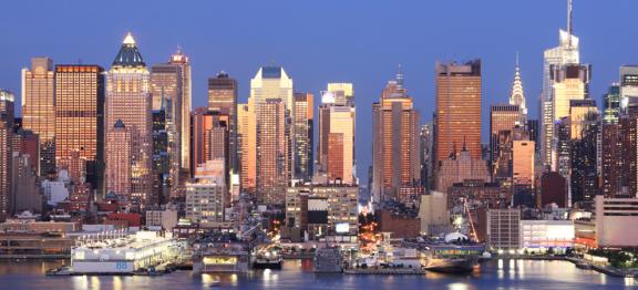 纽约房产市场低迷,第一季度住宅销售大幅下降