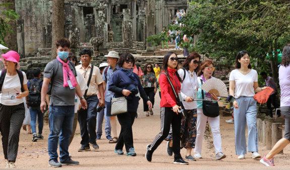 柬埔寨航空公司开通飞往中国的新航线