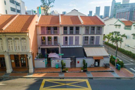 在病毒肆虐的 2020 年,新加坡商铺投资成为亮点