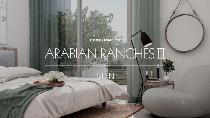 Arabian Ranches 阿拉伯山庄三期