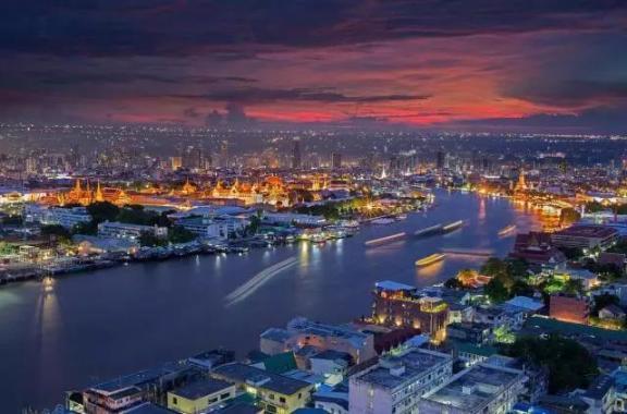 湄南公寓 -Parkland Charan