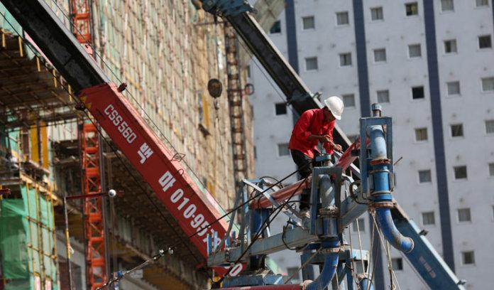 柬埔寨建筑业依然活跃