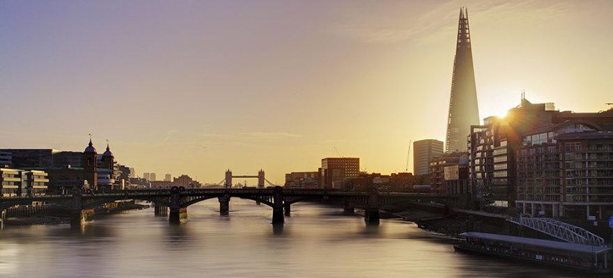 伦敦房地产市场开始反弹