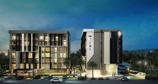 Vidi 公寓 -The Vidi Condominium