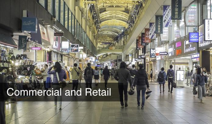 如何在日本投资商业零售地产?