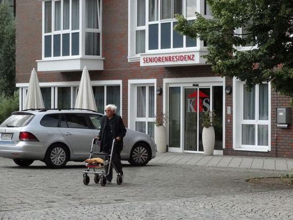 德国养老行业在疫情中显示出更强的抵御能力