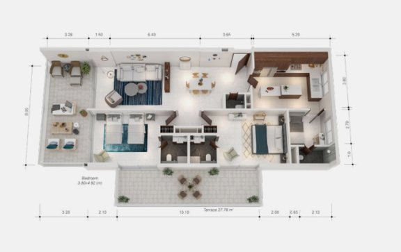 Azure Residences