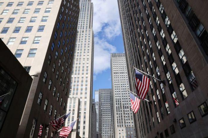 纽约金融区写字楼过剩
