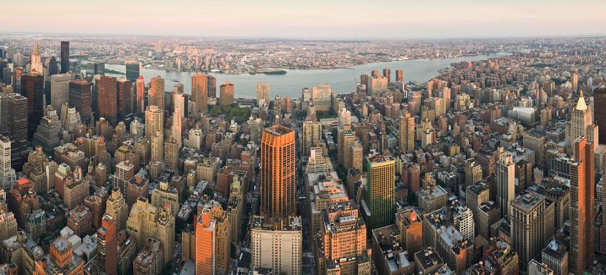 因房地产市场严重恶化,纽约州在 2020 年损失了 14 亿美元的税收
