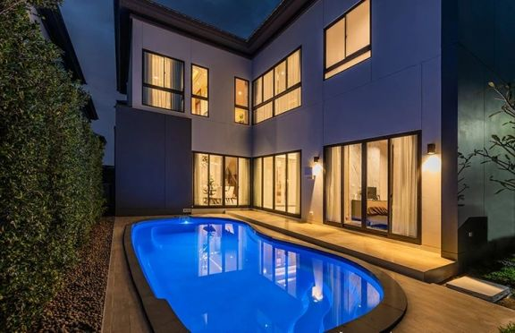 清迈独栋别墅 -privato- 棕榈泉·璞院私墅