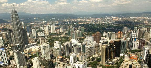 吉隆坡:发展最快的亚洲联合办公市场