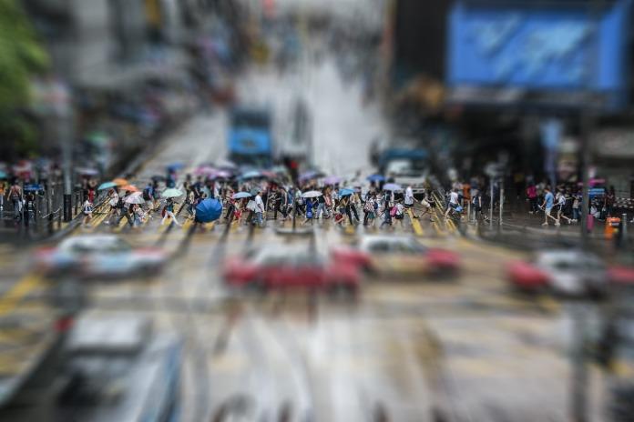 香港业主将罗素街 2 万平方尺黄金地段分割成小块寻找租客