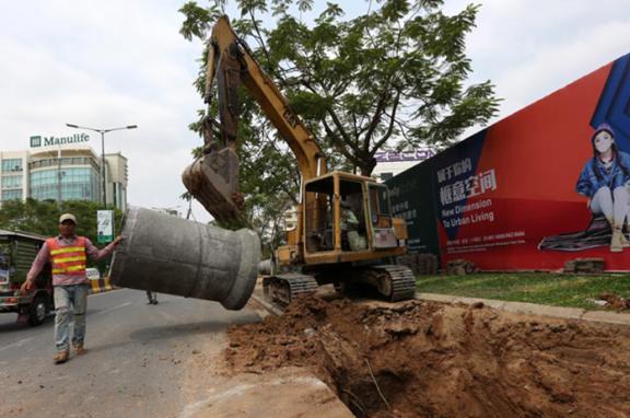 世界银行批准 10 亿美元用于援助柬埔寨基础设施建设