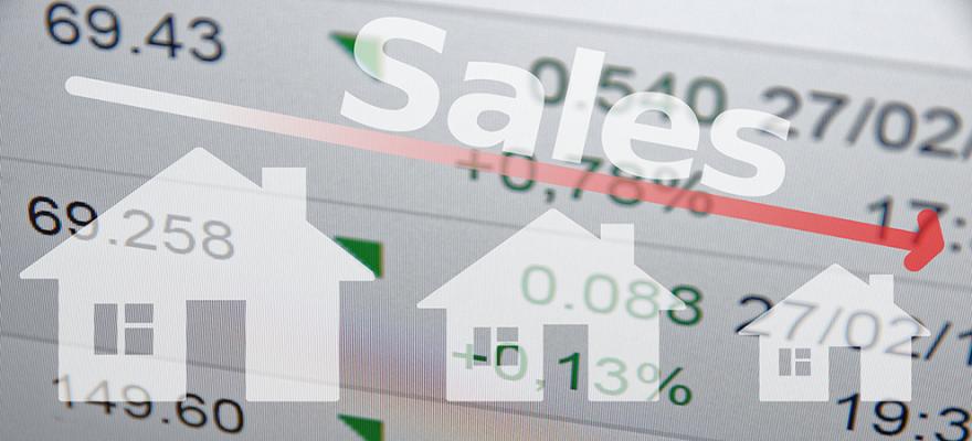 5 月美国房屋销售下滑 9.7%