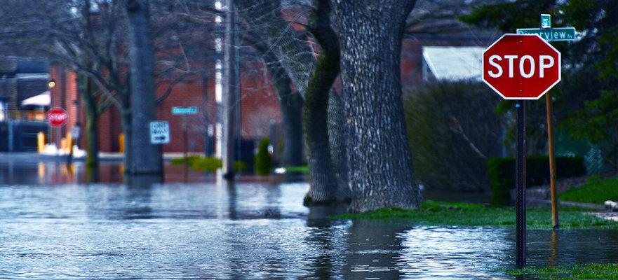 21% 的美国人认为气候变化会损害房产价值