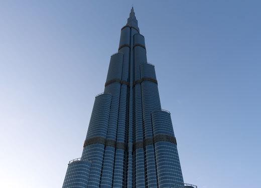 迪拜五大热门旅游打卡地!