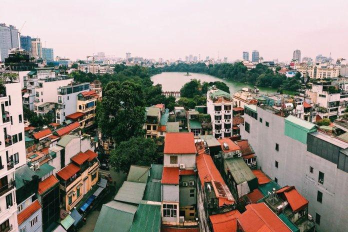 越南房价上涨