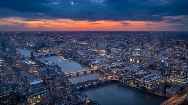 伦敦豪宅价格并没有因为疫情而下降很多