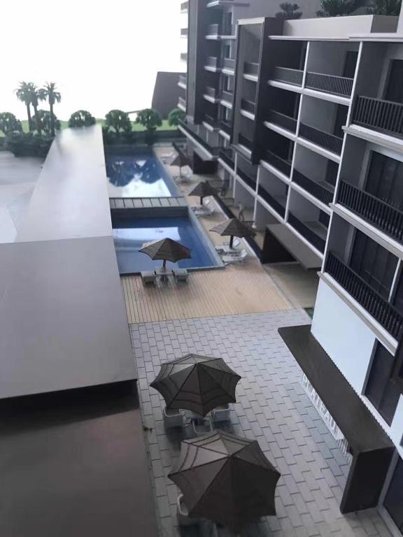 泳池及环境