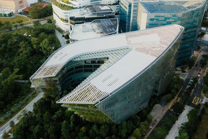 黑石集团将收购卢卡斯影业在新加坡的总部大楼