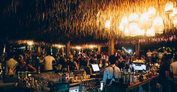 泰国排名前五的海滩俱乐部