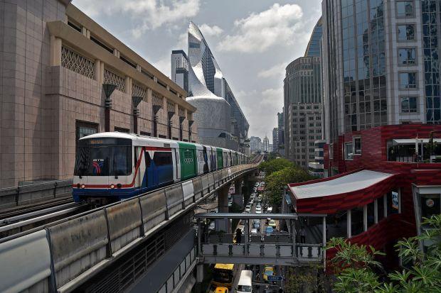 曼谷共享办公空间持续增长