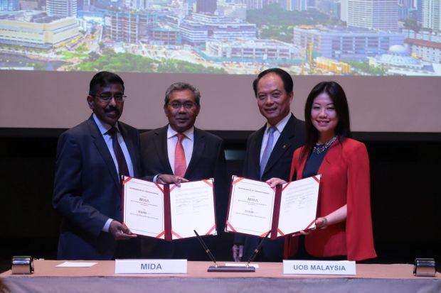 大华银行:技术和数字经济将推动外国直接投资进入马来西亚