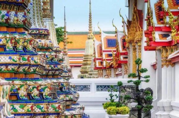 国庆泰国游,寺庙海岛篇