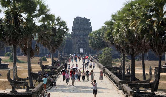 柬埔寨第三季度外国游客增长 10%