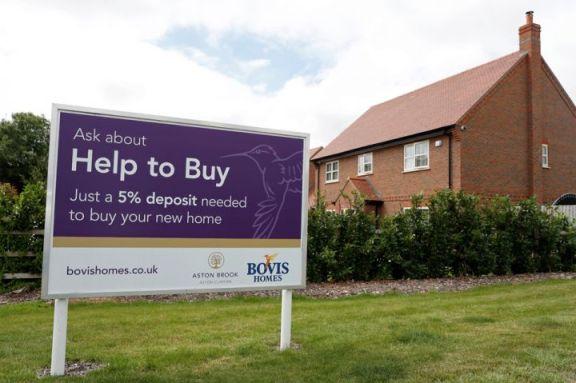 英国房价飙至新高