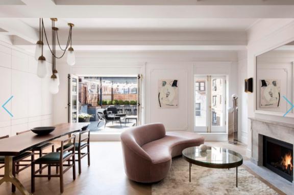 安妮·海瑟薇以 350 万美元的价格出售纽约市的顶层公寓