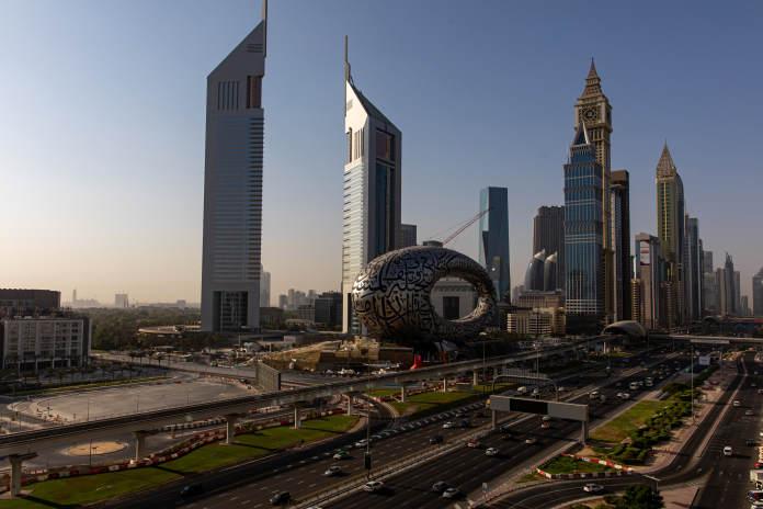 """阿联酋开发商达马克表示,迪拜房地产的""""硬着陆""""意味着现在是买方市场"""